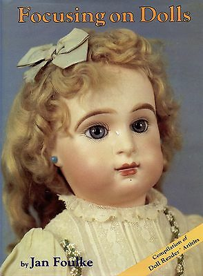 Antique German and French Dolls - Makers Types Etc. / Scholarly In-Depth Book