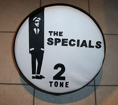The Specials Scooter Wheel Cover