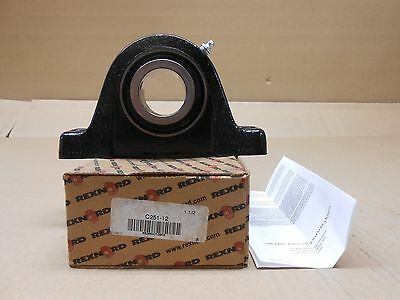 "1 Nib Rexnord C251-12 C25112 Pillow Block Bearing 1.5 "" Bore"