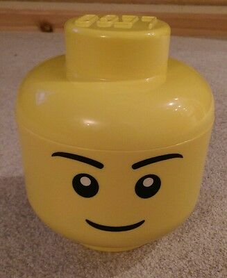 LEGO Sort And Store Storage Head Small