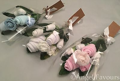 Baby Clothes Bouquet Baby shower New Mum Gift Boy/Girl/Neutral