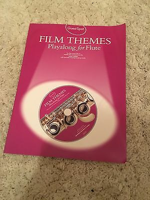 Film Themes Flute Book