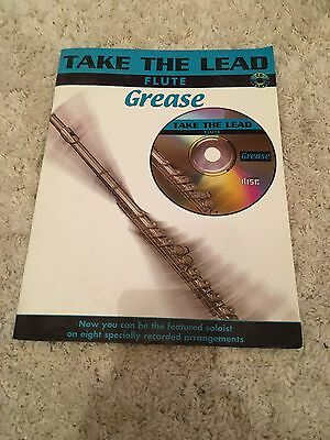 Grease Flute Book