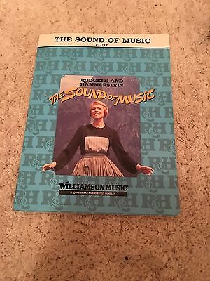 Sound Of music Flute Book