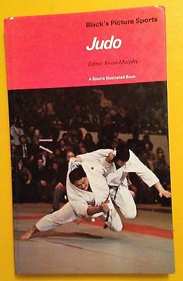 Judo Black's Picture Sports 'Judo' by Kevin Murphy Hardback 0713620021