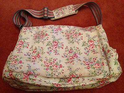 cath kidston changing bag With Bottle Carrier