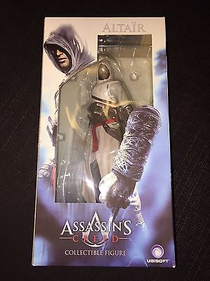 Assassins Creed Altair Collectible Figure 12 Inch UbiSoft Rare Boxed Complete
