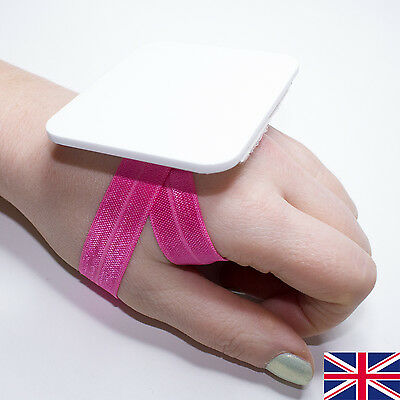 Eyelash Holder Palette Tile Band Hand Strap Band Lash Pallete Wrist Wrap ~ UK