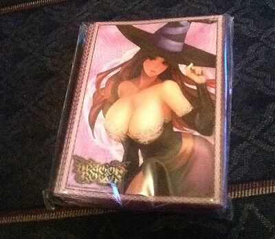 Dragon's Crown Sorceress Card Sleeves 60 pack MTG
