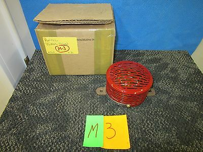 Ansul Pressure Fluid Operated Siren Type Pos-2A Fire Fighting Equipment New