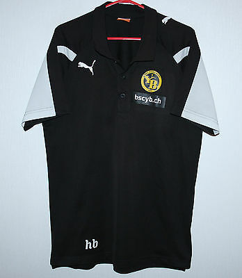 BSC Young Boys swiss training issue shirt HB Puma Size L