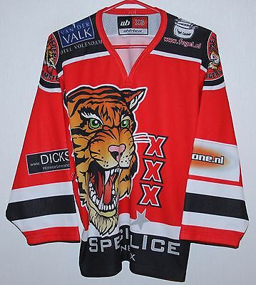 Amstel Tijgers Holland ice hockey jersey Size XS
