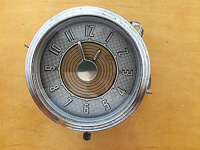 1947 Ford Clock