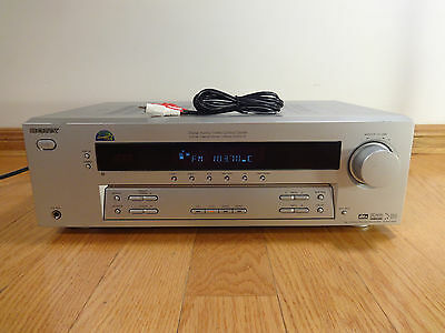 Sony STR-K750P 5.1Ch 575w Home Theater System Receiver Amplifier TESTED Works!