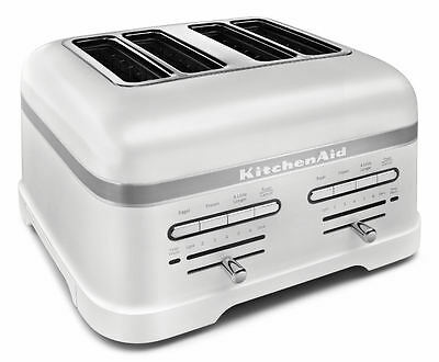 KitchenAid Proline 4 Slice Toaster - Frosted Pearl
