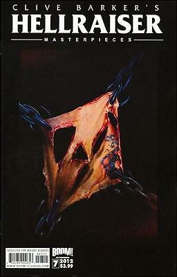 Clive Barker's Hellraiser Masterpieces #7  9.2 NM-
