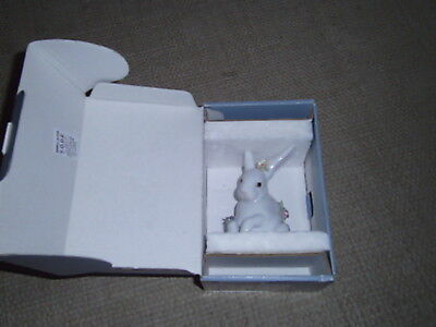 """LLADRO """"Sitting bunny with flowers""""  01006100  with box"""