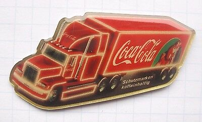 COCA-COLA / WEIHNACHTS-TRUCK  ..................... Pin (130i)