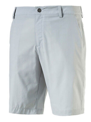 Puma Tailored Mesh Golf Short - Quarry