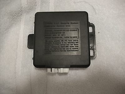 92-97 Toyota Rs3000 Security System Electronic Control Unit Rs 3000 Ecu Computer