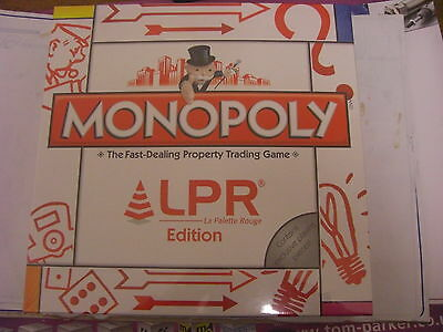 Monopoly Special Edition  Lpr Board Game Brand New Sealed