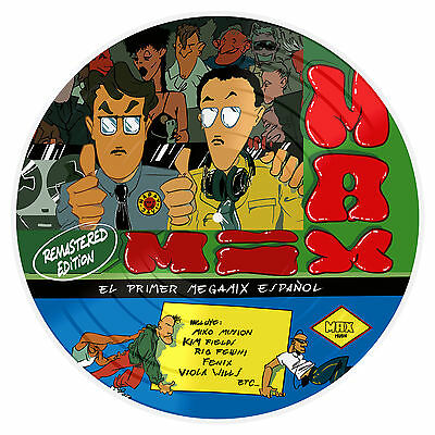 Max Mix Expanded & Remastered Edition ( LP Picture Disc)