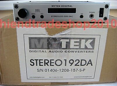 Mytek Stereo 192Da Dac/pre-Amp- Firewire Dac Price To Sell  (Trades Welcomed)