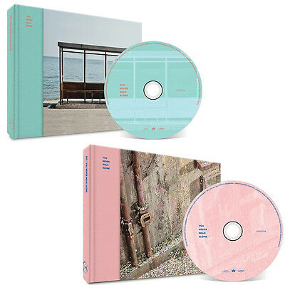 BTS KPOP YOU NEVER WALK ALONE WINGS BANGTAN BOYS Album [ LEFT or RIGHT Version ]