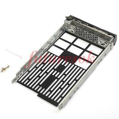 """Drive Carrier 3.5"""" Drive Caddy Tray Sled For Dell G302D F238F R710 T610 T710"""