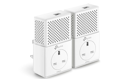 TP-Link TL-PA7010P KIT Powerline Kit with Passthrough