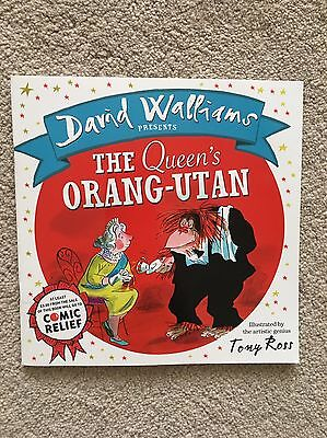 The Queen's Orang-Utan by David Walliams (Paperback, 2015)
