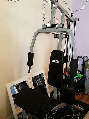 Pro Fitness Body Workout Home Gym