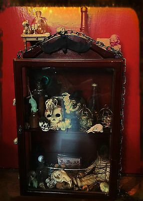 Wiches Cabinet Of Curiosities. All That Is Needed For Making Babies.