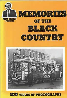 MEMORIES OF THE BLACK COUNTRY by ALTON DOUGLAS (Signed)