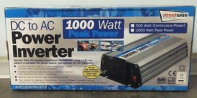 Dc to AC Power Inverter New 34799/15