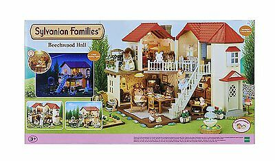 Sylvanian Families Beechwood Hall - New and Sealed