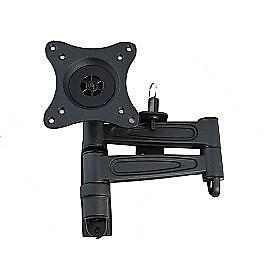 Caravan motorhome TV wall mounted double arm support bracket mount 07-5160/15