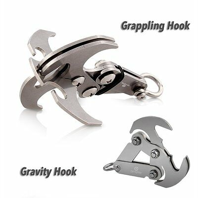 Grappling Hook / Grappling Iron Multi Purpose for Hiking Bushcraft Survival EDC