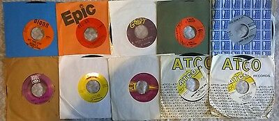 Nice Lot of 20 various soul, motown, r&b, etc 45s from 60s and 70s
