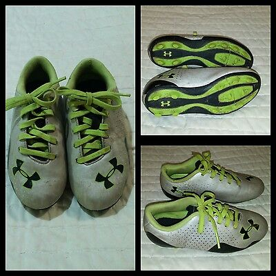 Under Armour Little Kid Cleats, 10.5