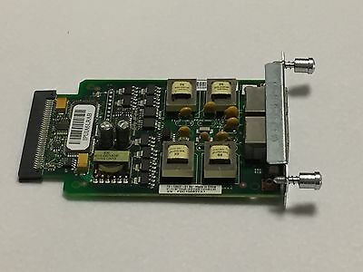 **Free shipping** Cisco VIC3-2E/M Voice Interface Card