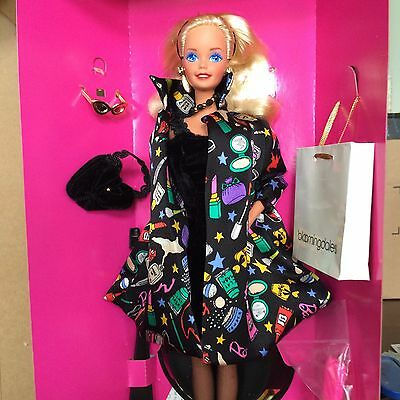 Barbie Bloomingdale's Limited Edition Savvy Shopper Doll NRFB