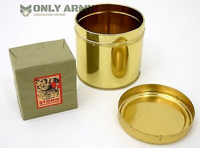 Vintage Danish Army Storm Matches With Tin Original Packaging RARE Lantern Lamp