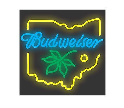 Store shop retail Ultra bright neon LED sign display - Budweiser