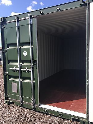 20ft Shipping Containers **NEW, NO VAT**