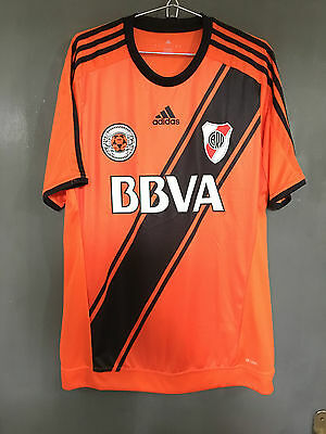 River Plate 3rd kit worn