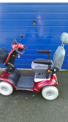 Roma Medical Shoprider - Cadiz Model S-889Sl Mobile Scooter - Hardly Used