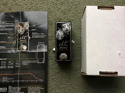 Xotic SL Drive Boxed Superb Condition Overdrive Distortion