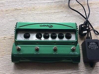 Line 6 DL4 Delay Looper Power Supply Superb Condition
