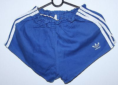 Vintage Adidas Originals blue shorts Size 5